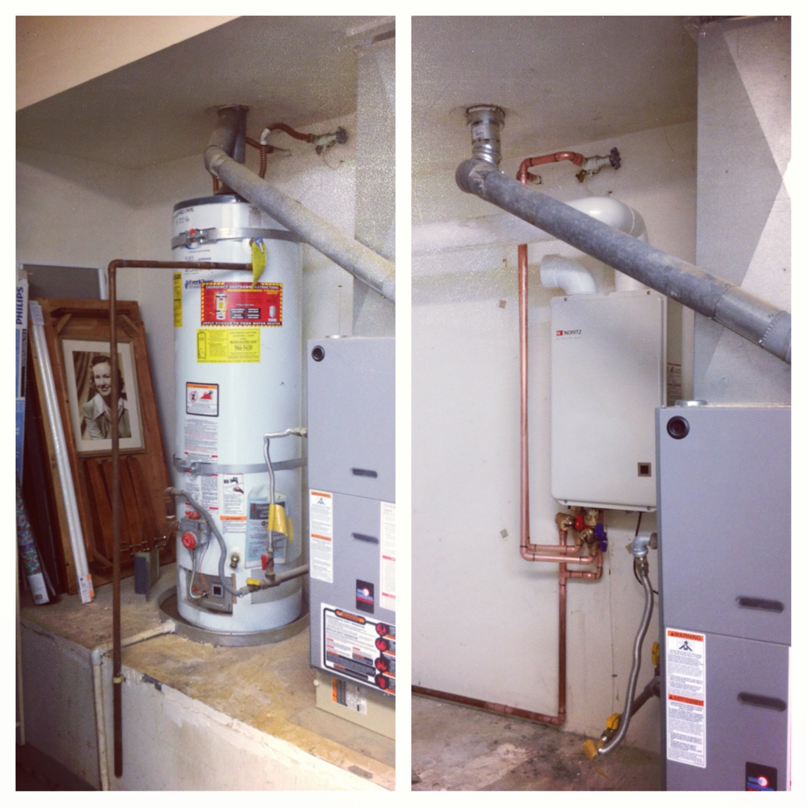 A Payless Water Heaters & Plumbing - ad image