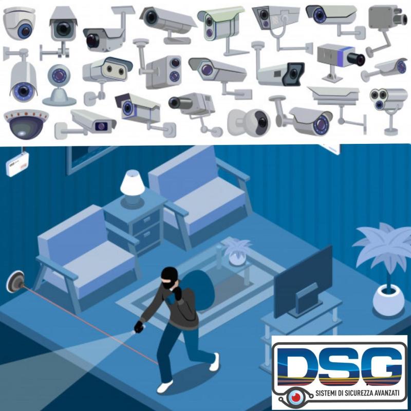 DSG Sistemi di Sicurezza - Antintrusione Videosorveglianza