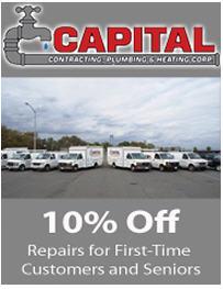 Capital Contracting Plumbing & Heating Corp in Staten ...