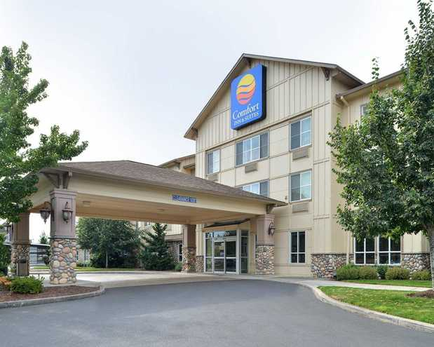 Hotel In Mcminnville Or Comfort Inn Suites Autos Post