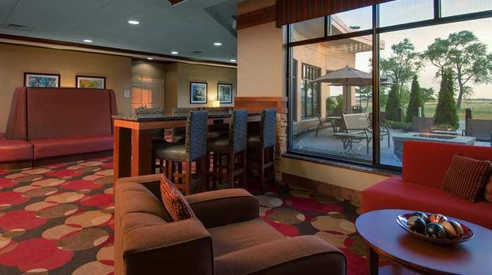 Hilton Garden Inn Milwaukee Airport In Milwaukee Wi 53207 Citysearch