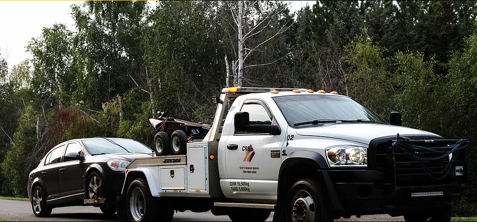 CRS Towing and Recovery