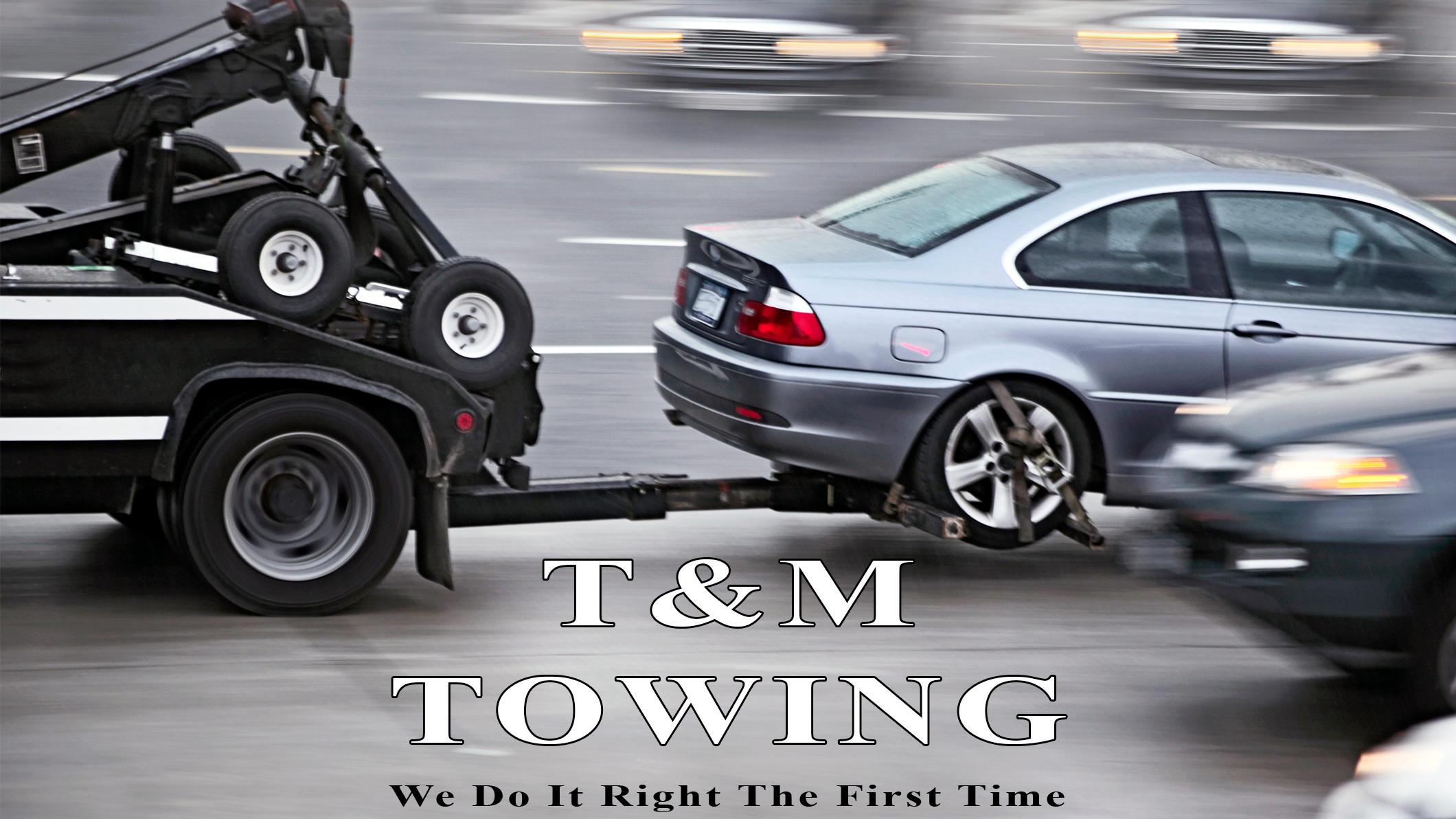 T&M Towing & Hazmat Inc image 0
