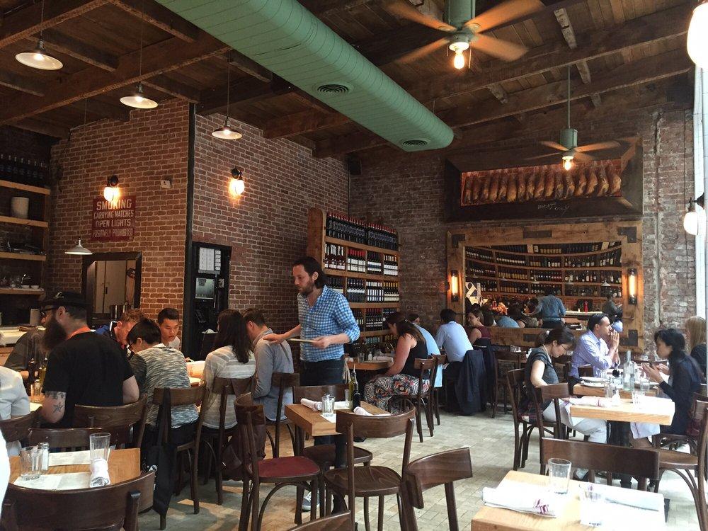 Aria Wine Bar Hell S Kitchen