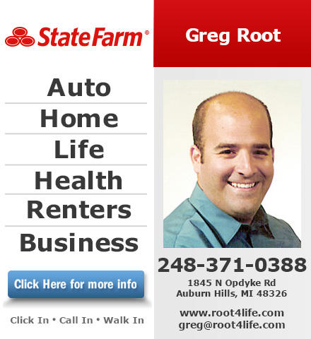 Greg Root - State Farm Insurance Agent image 0