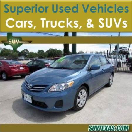 Superior Used Vehicles