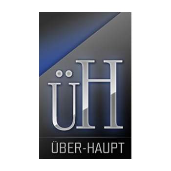 Logo von Über-Haupt Friseurstudio