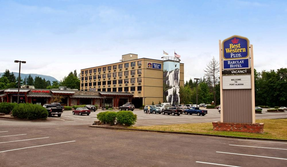 Best Western Plus Barclay Hotel in Port Alberni: Make the BEST WESTERN PLUS Barclay Hotel your home away from home!
