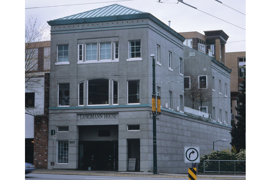 Langmann Uno Ltd in Vancouver