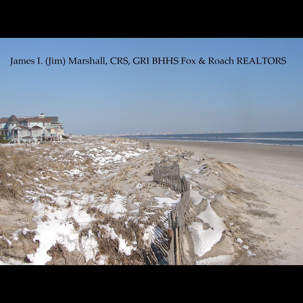 James I. (Jim) Marshall, CRS, GRI BHHS Fox & Roach REALTORS
