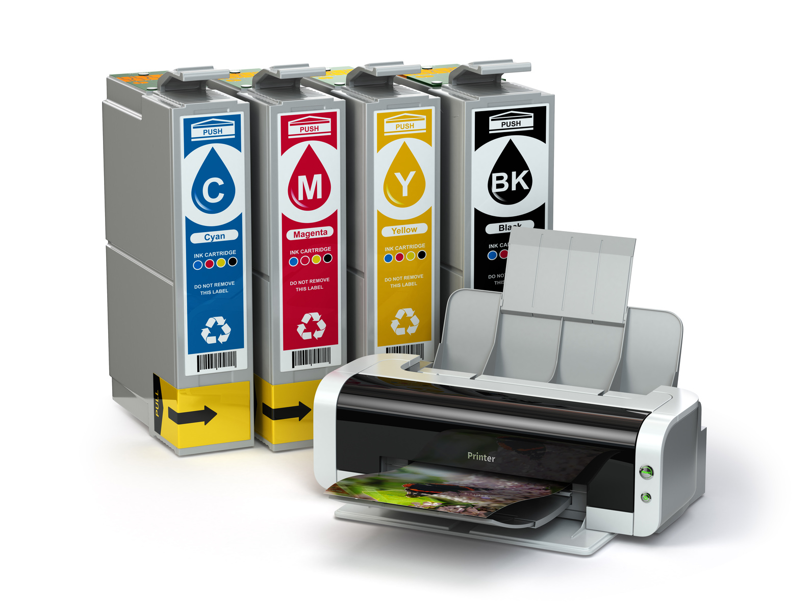 Techno Recharge à Saint-Jérôme: Save with our eco-friendly refill service for your ink cartridges.