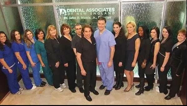 Staff of Dental Associates of New England serves Boston, MA, , Dentist