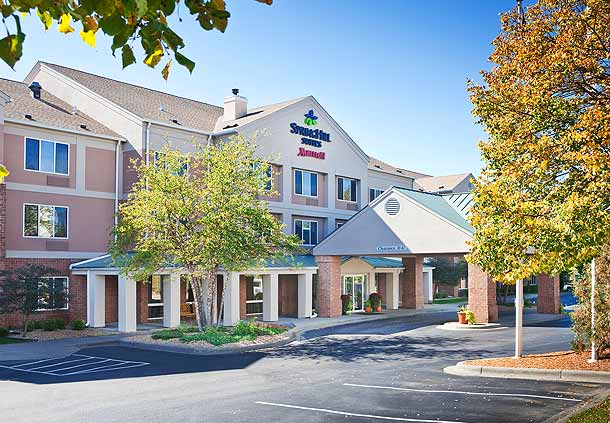 SpringHill Suites by Marriott Minneapolis-St. Paul Airport/Eagan image 0