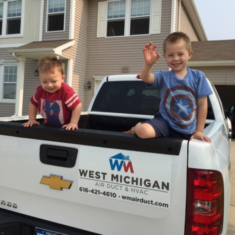 West Michigan Air Duct & HVAC image 0