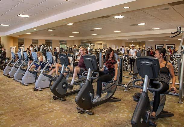 Renaissance ClubSport Walnut Creek Hotel image 5