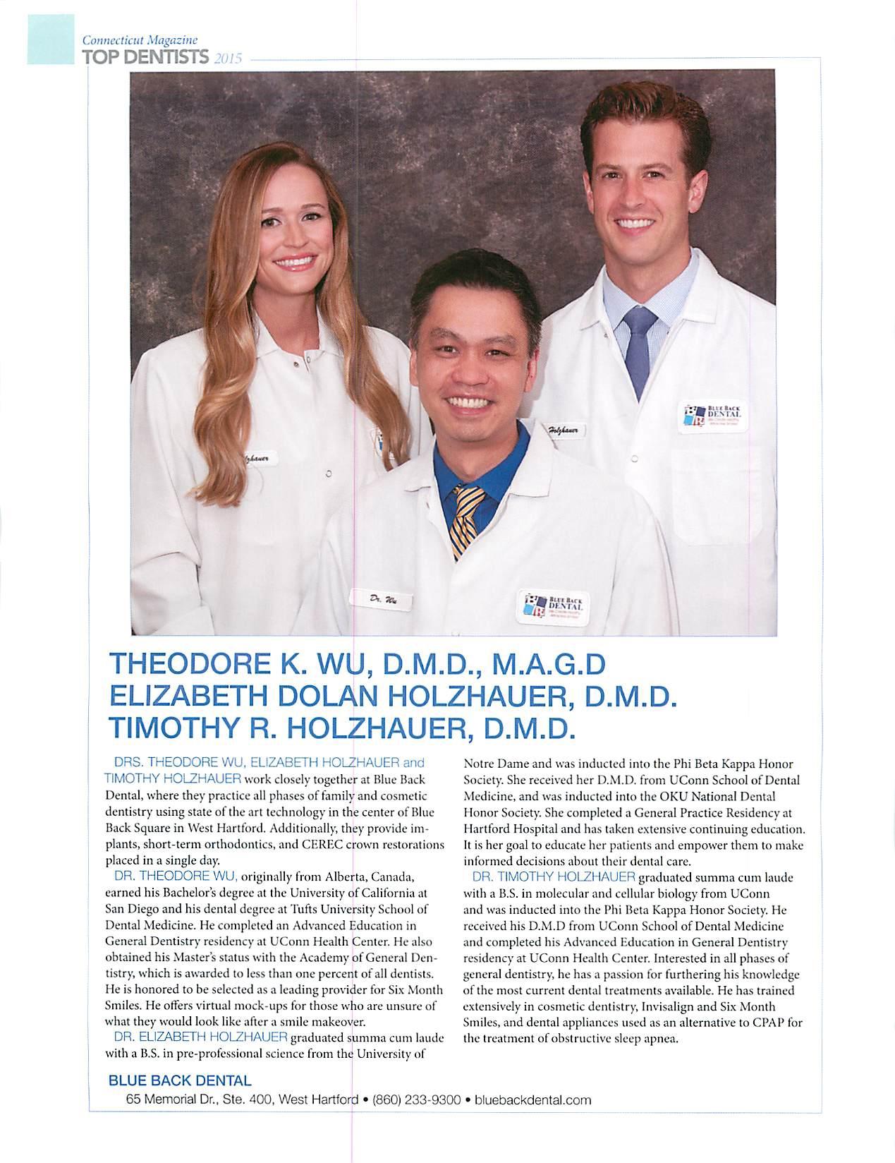 Blue Back Dental: West Hartford Dentistry image 1