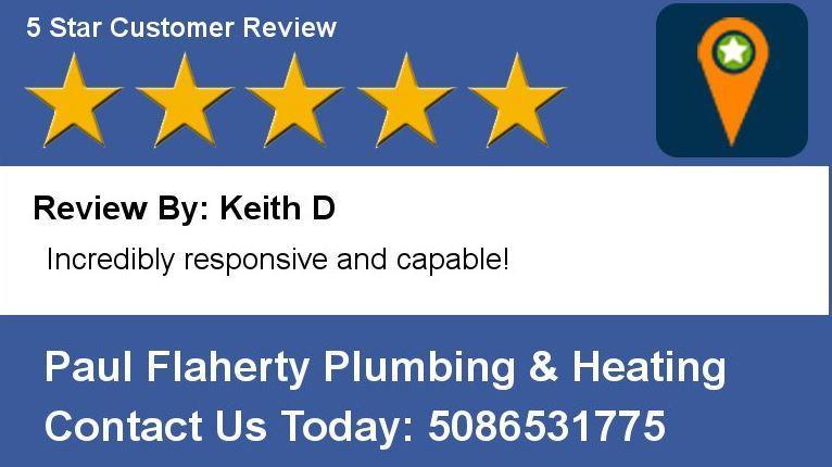 Paul Flaherty Plumbing & Heating Co., Inc. image 13