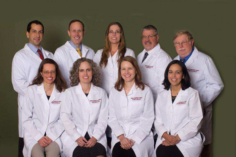 Fairfax Colon & Rectal Surgery image 1