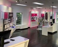 Interior photo of T-Mobile Store at Schaefer & Blesser, Dearborn, MI