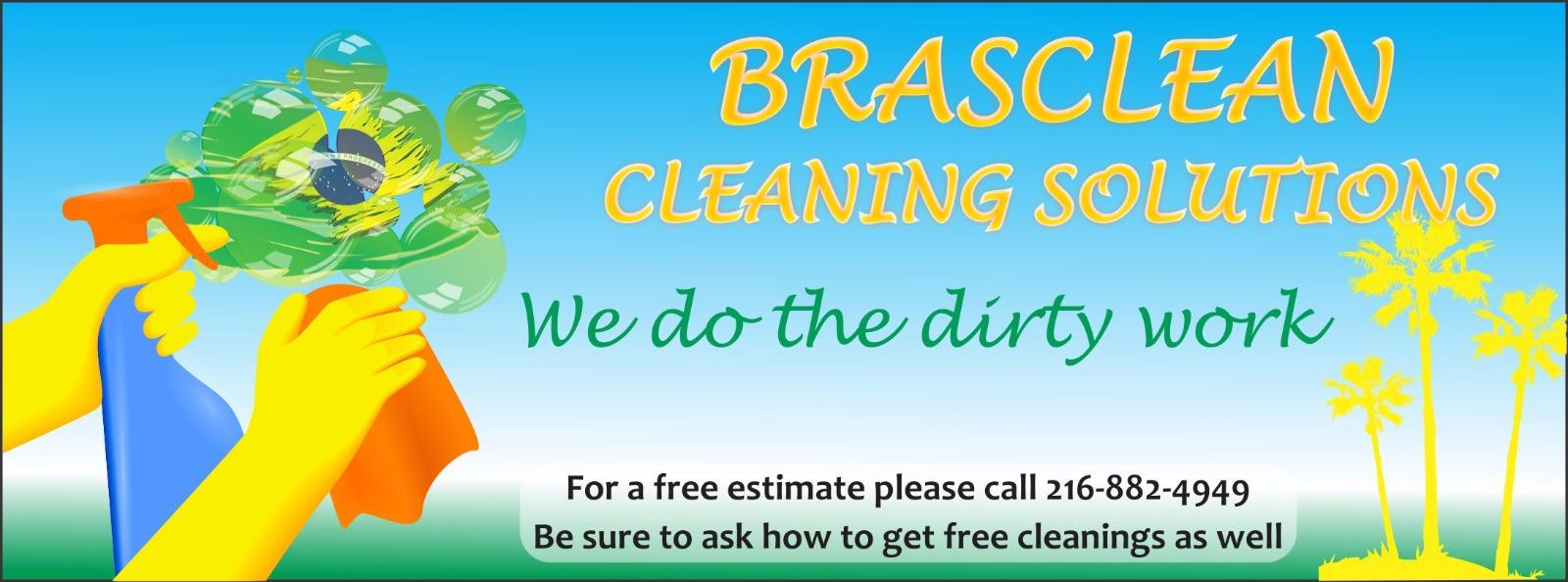 Brasclean Cleaning Solutions image 0