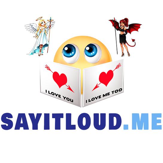 Sayitloud.me