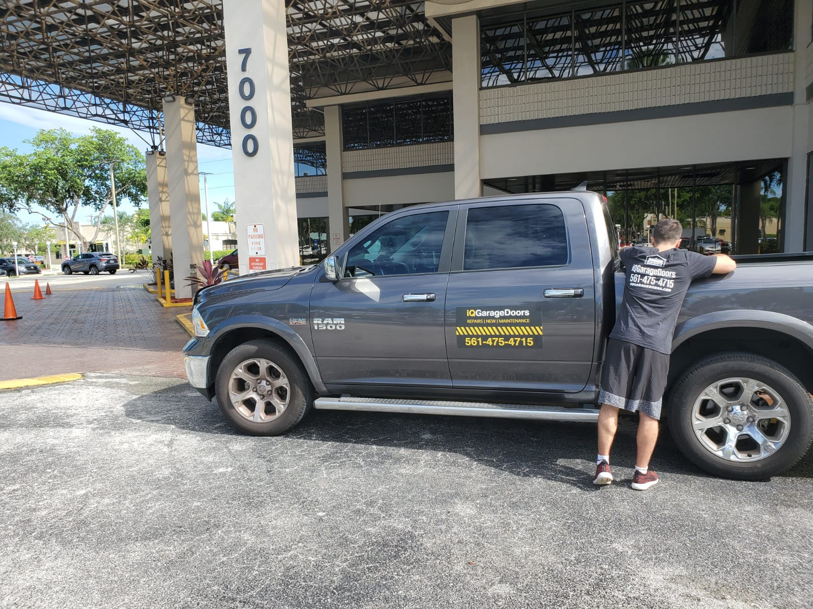 iQ Garage Doors Boca Raton