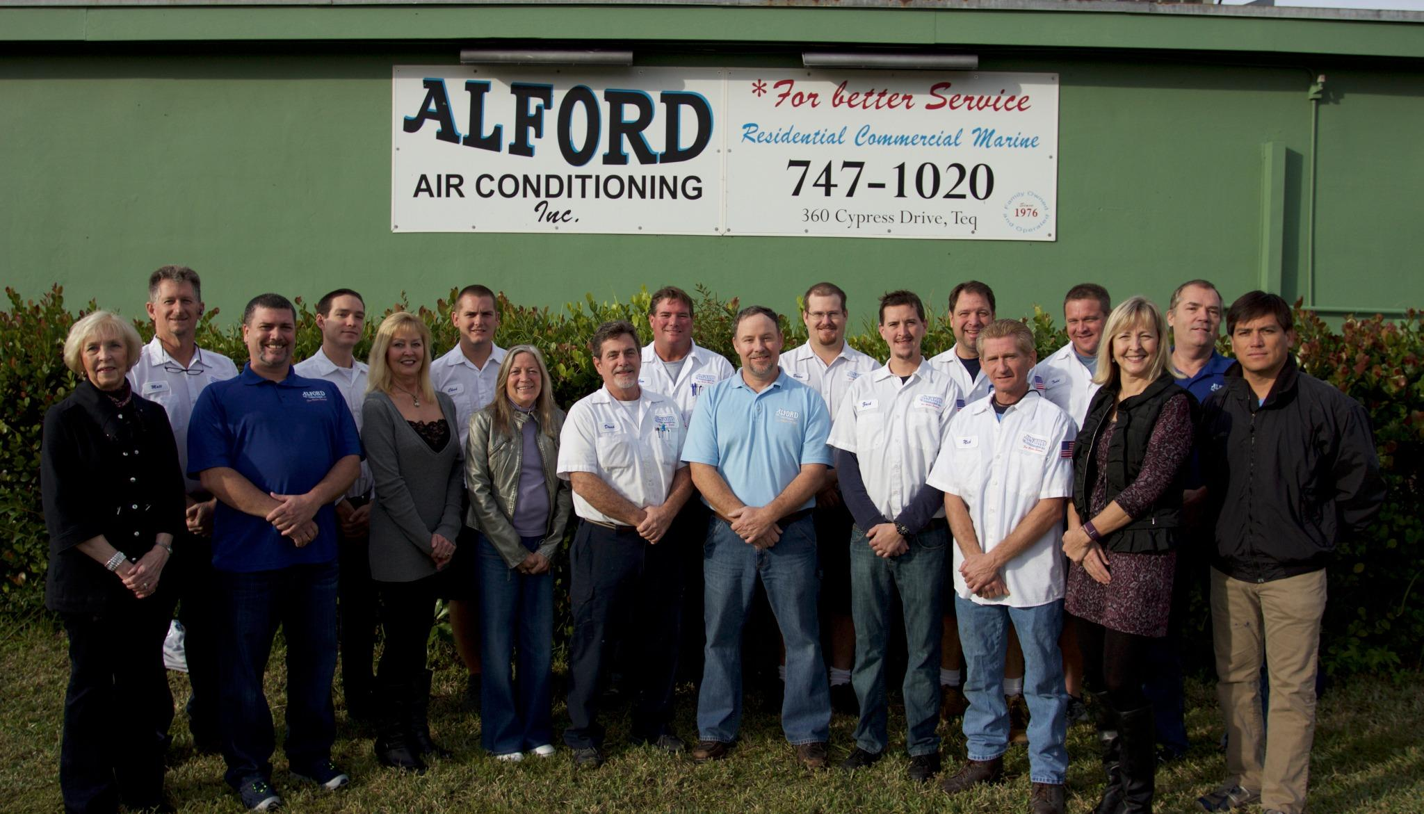 Alford Air Conditioning, Inc. image 0