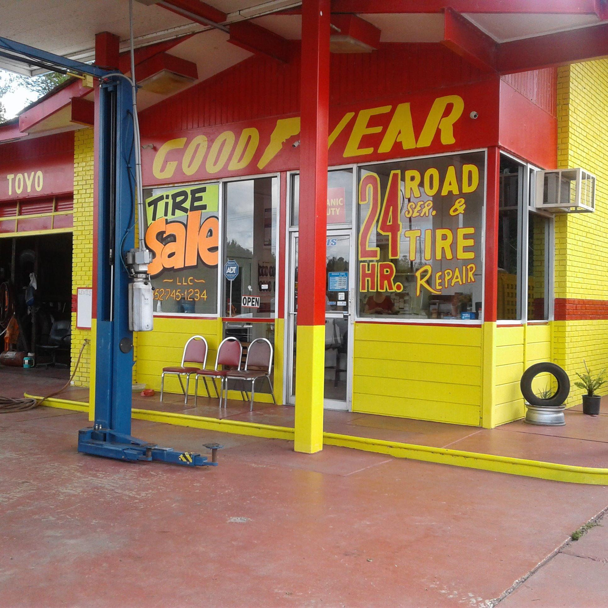 Lewis Murray Tire&Road Service - Lake City, FL 32055 - (386)752-5688 | ShowMeLocal.com