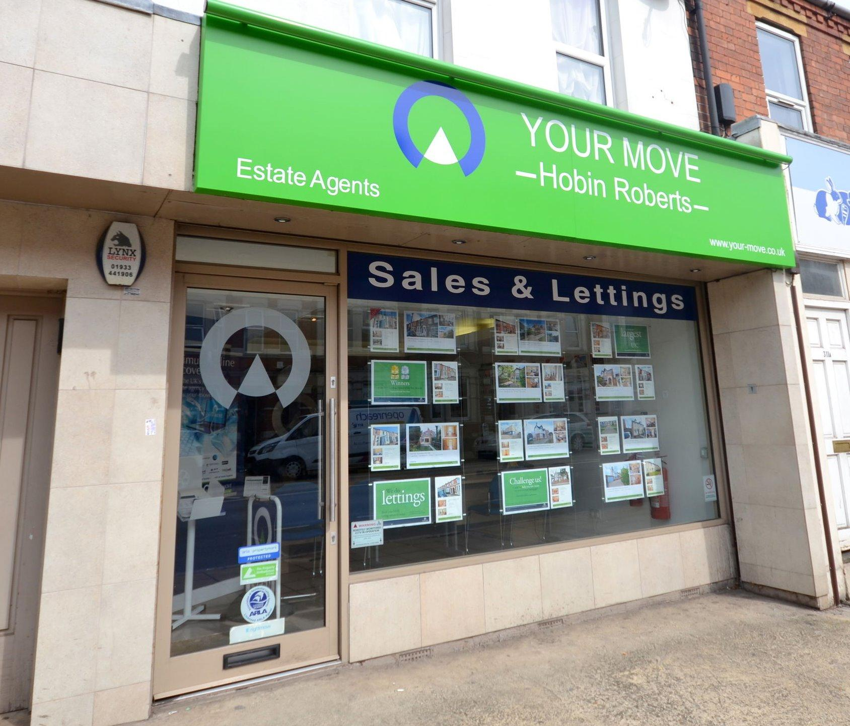 Your Move Estate Agents Hobin Roberts Abington