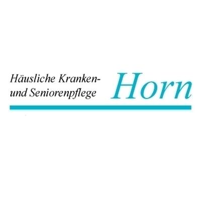 Logo von Sonja Horn Häusl. Kranken- u. Seniorenpflege