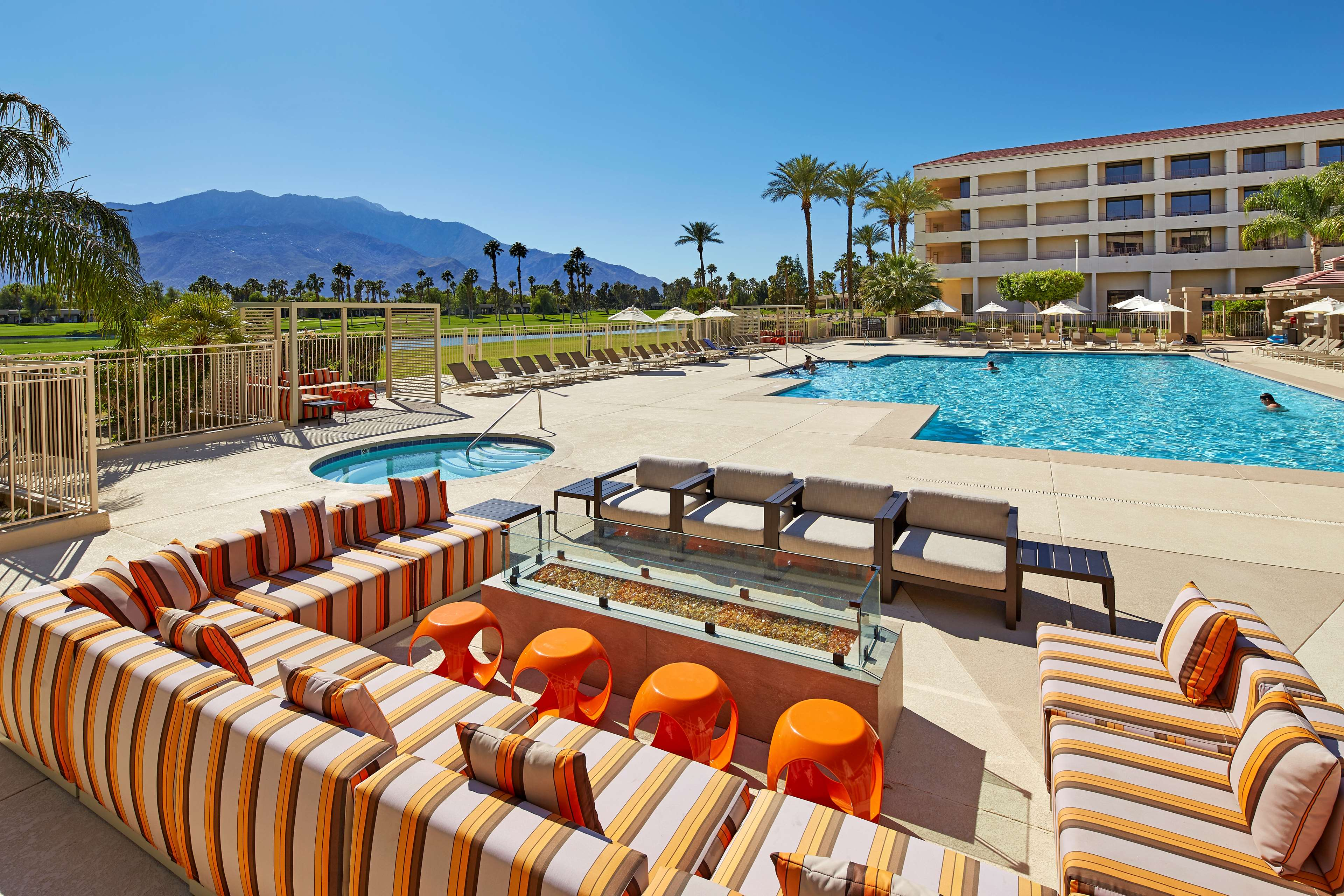DoubleTree by Hilton Hotel Golf Resort Palm Springs image 16