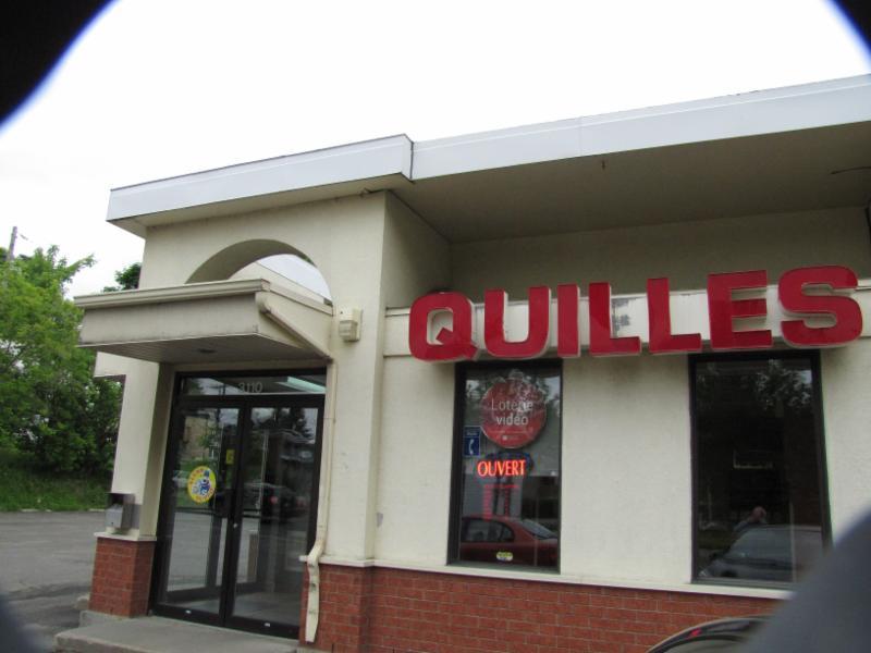 Salle De Quilles Les Saules à Québec