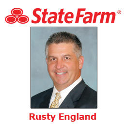 Rusty England - State Farm Insurance Agent