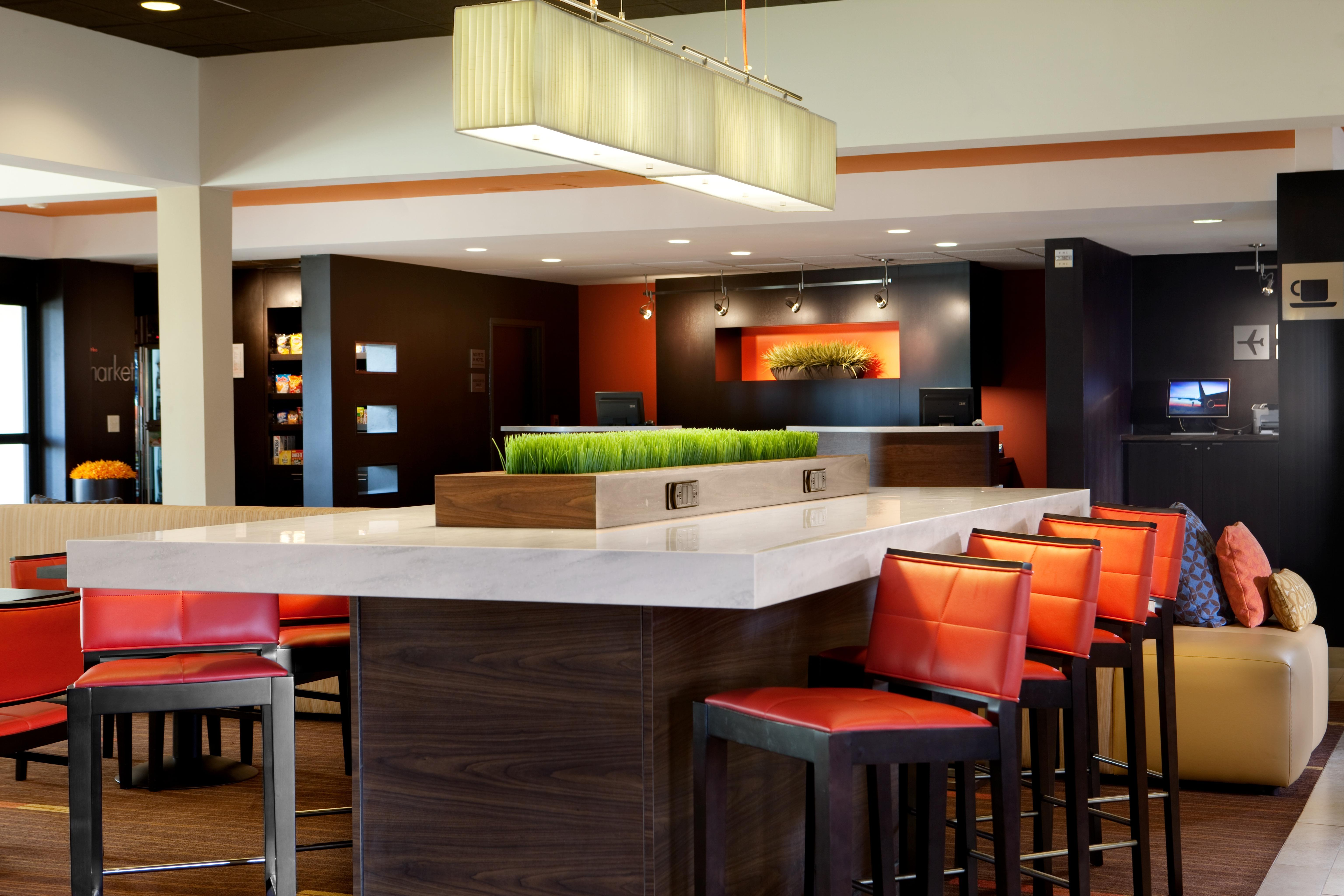 Courtyard by Marriott Fort Worth University Drive image 14