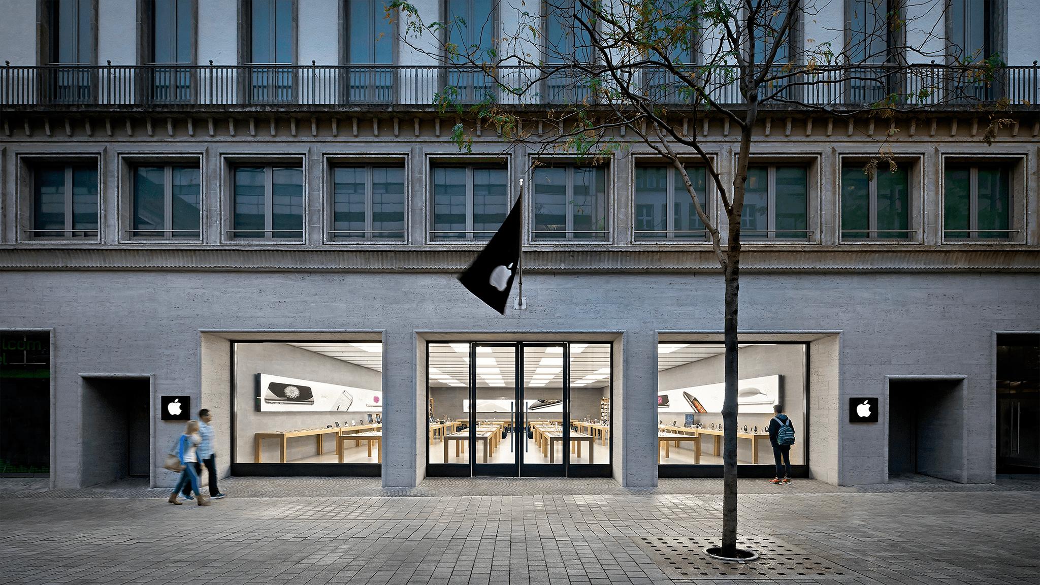Apple Hannover, Bahnhofstraße 5 in Hannover
