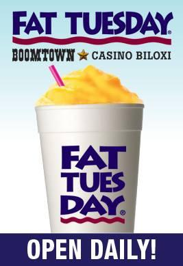 Fat Tuesday at Boomtown Casino image 0