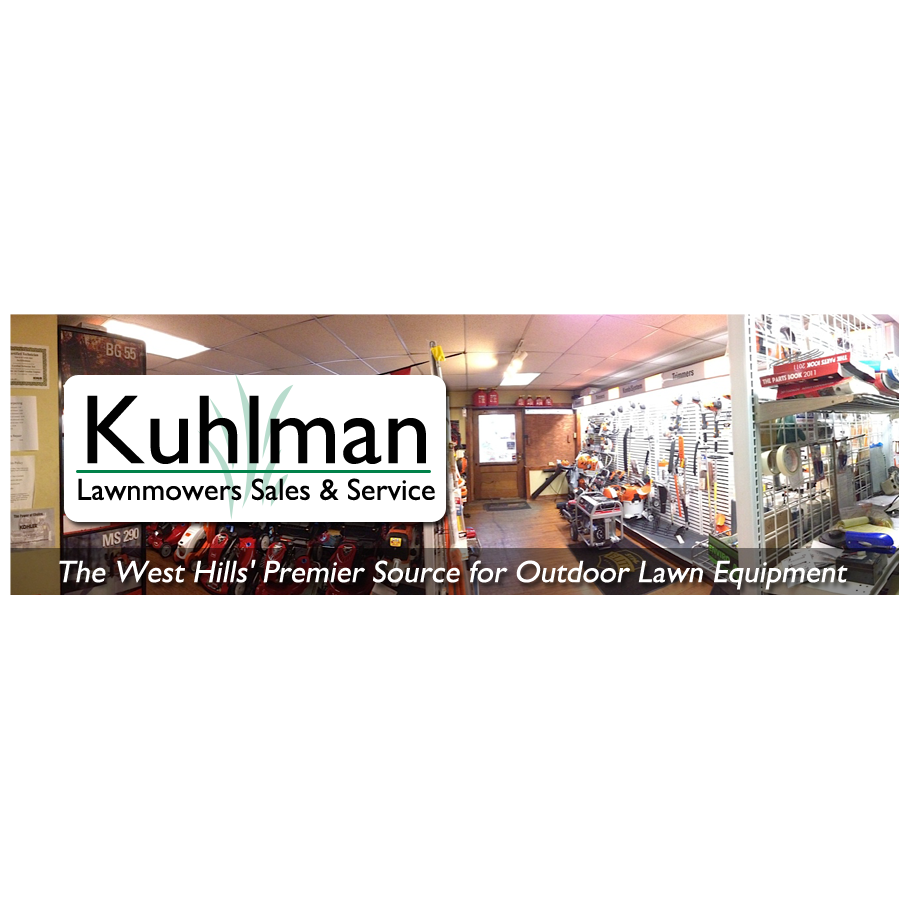 Kuhlman's Lawnmowers Sales & Service