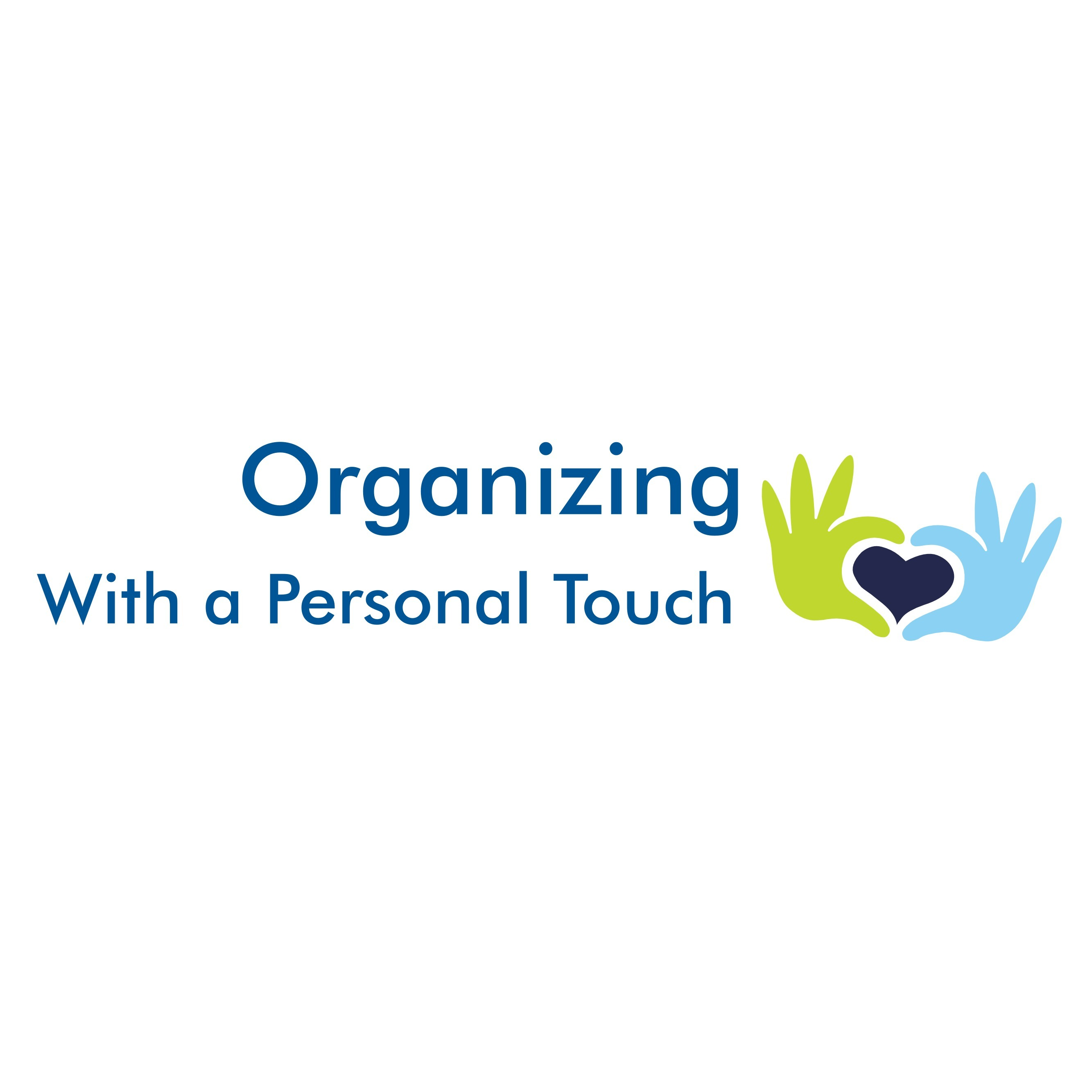 Organizing With A Personal Touch
