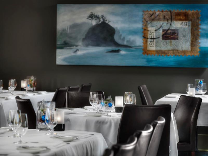 Chef's Table - Kensington Riverside Inn