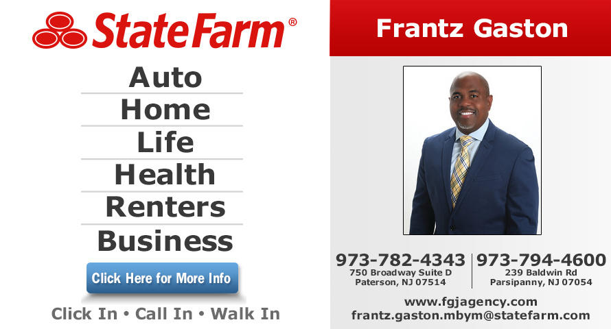 Frantz Gaston - State Farm Insurance Agent image 0