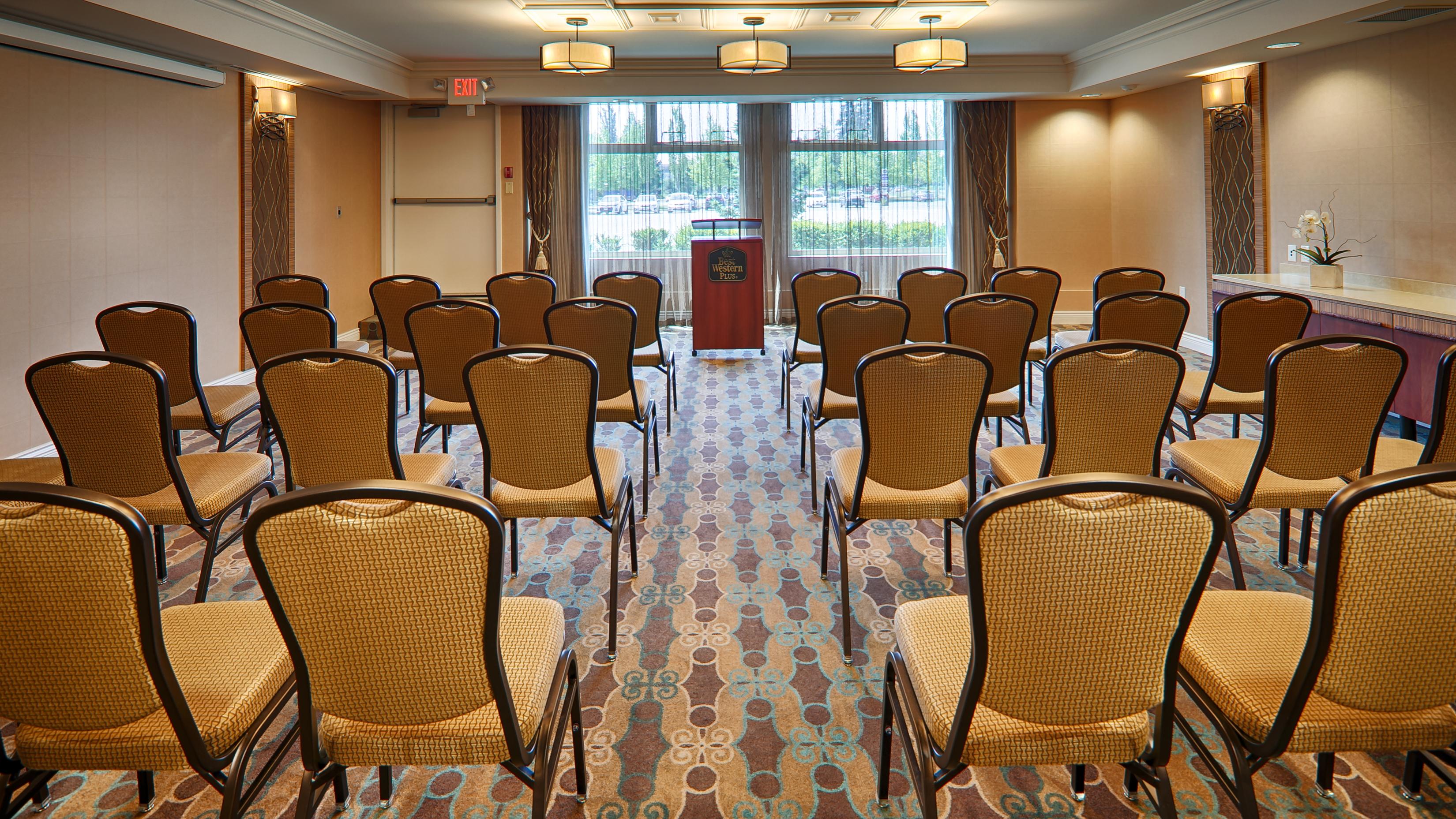 Best Western Langley Meeting Room