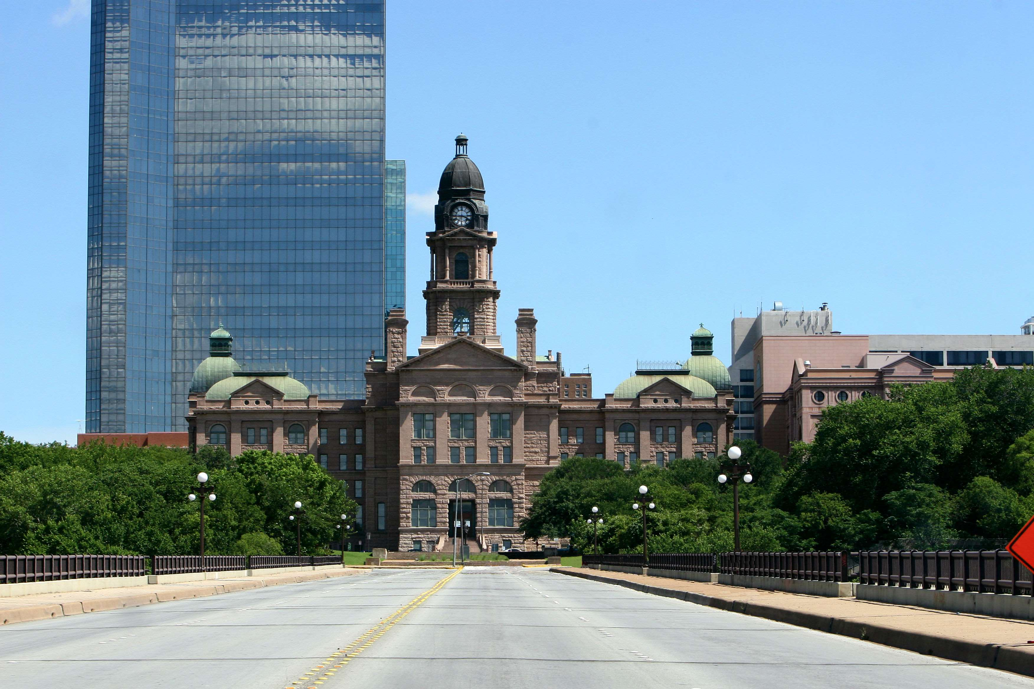 Fort Worth's courthouse