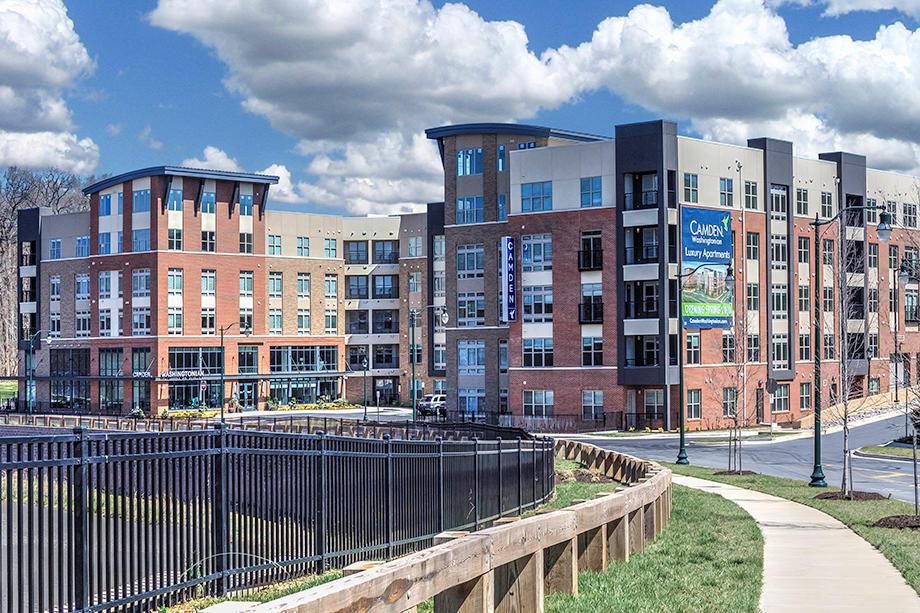 Camden Washingtonian Apartments image 0