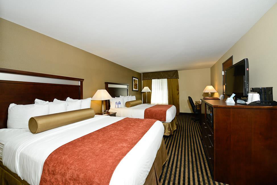 Best Western Plus Prairie Inn image 32