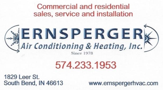 Ernsperger Air Conditioning & Heating image 0