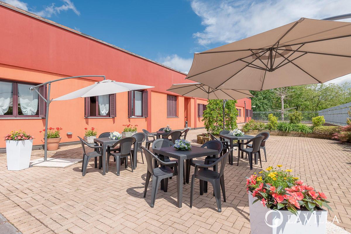 Comunità Psichiatriche Petrarca - Dante - Manzoni - Gruppo la Villa