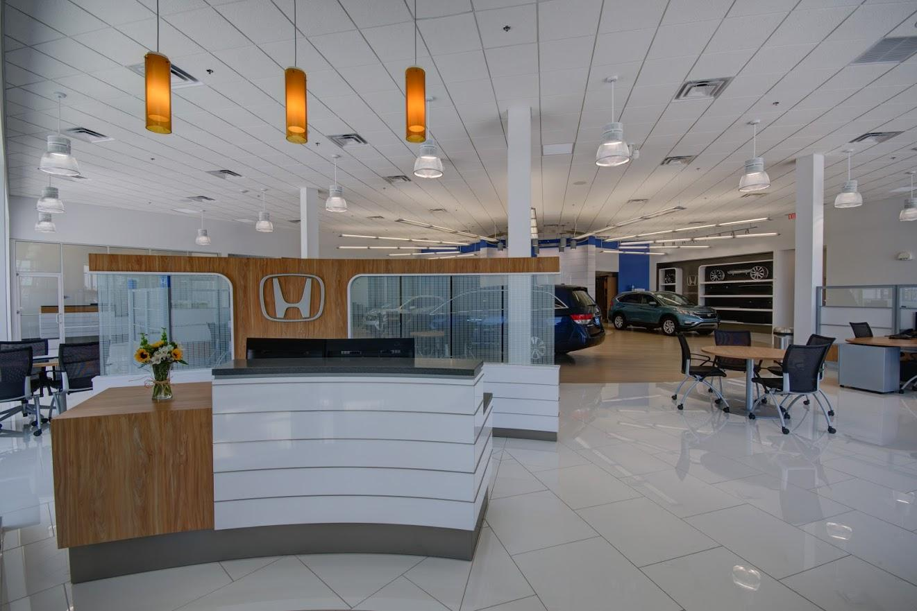 Welcome to Tulsa's South Pointe Honda!