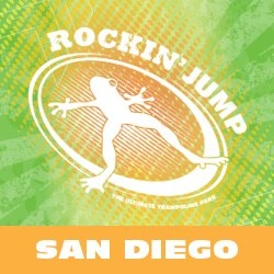 Rockin' Jump San Diego