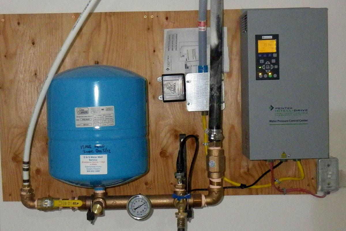 D & S Water Well Service Ltd in Uxbridge