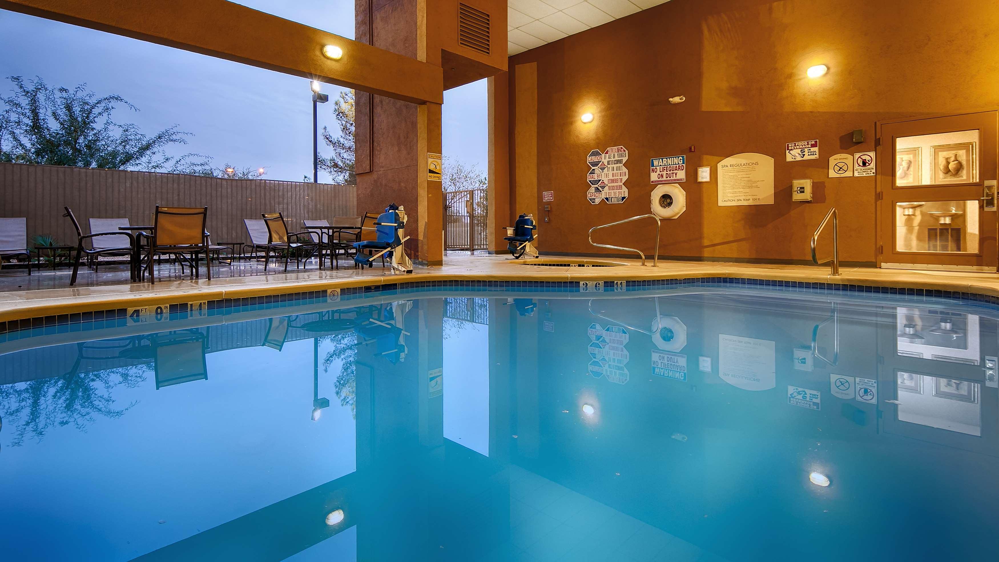 Best Western Plus North Las Vegas Inn & Suites image 38